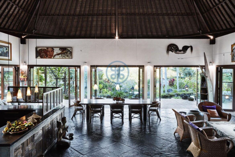 4 bedrooms villa estate moutain view ubud for sale rent 9