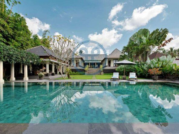 4 bedrooms villa mansion ricefield valley view ubud for sale rent 17