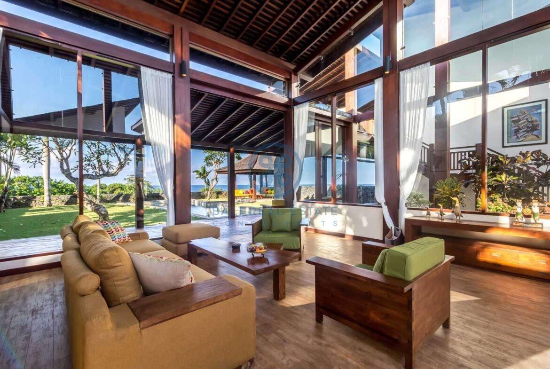 4 bedrooms villa ricefield ocean view beraban for sale rent 18 scaled