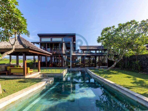 4 bedrooms villa ricefield ocean view beraban for sale rent 19 scaled