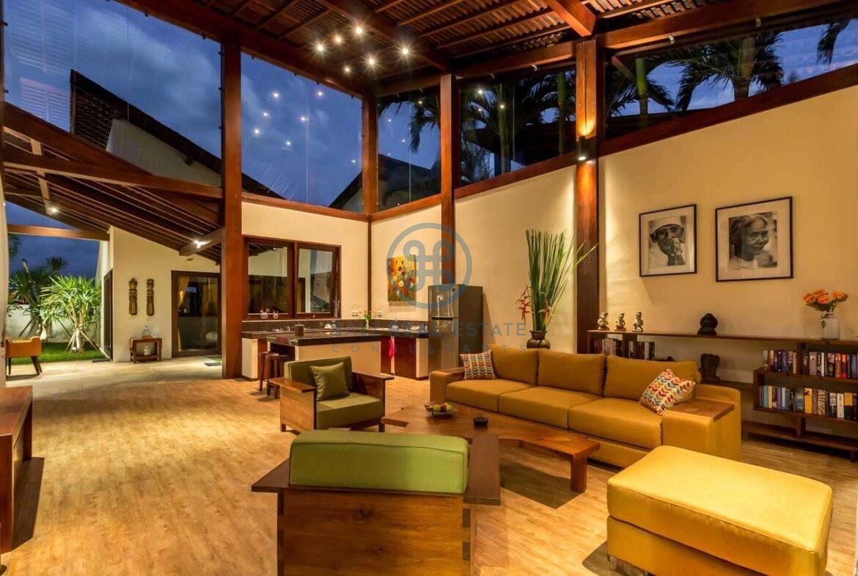 4 bedrooms villa ricefield ocean view beraban for sale rent 23 scaled