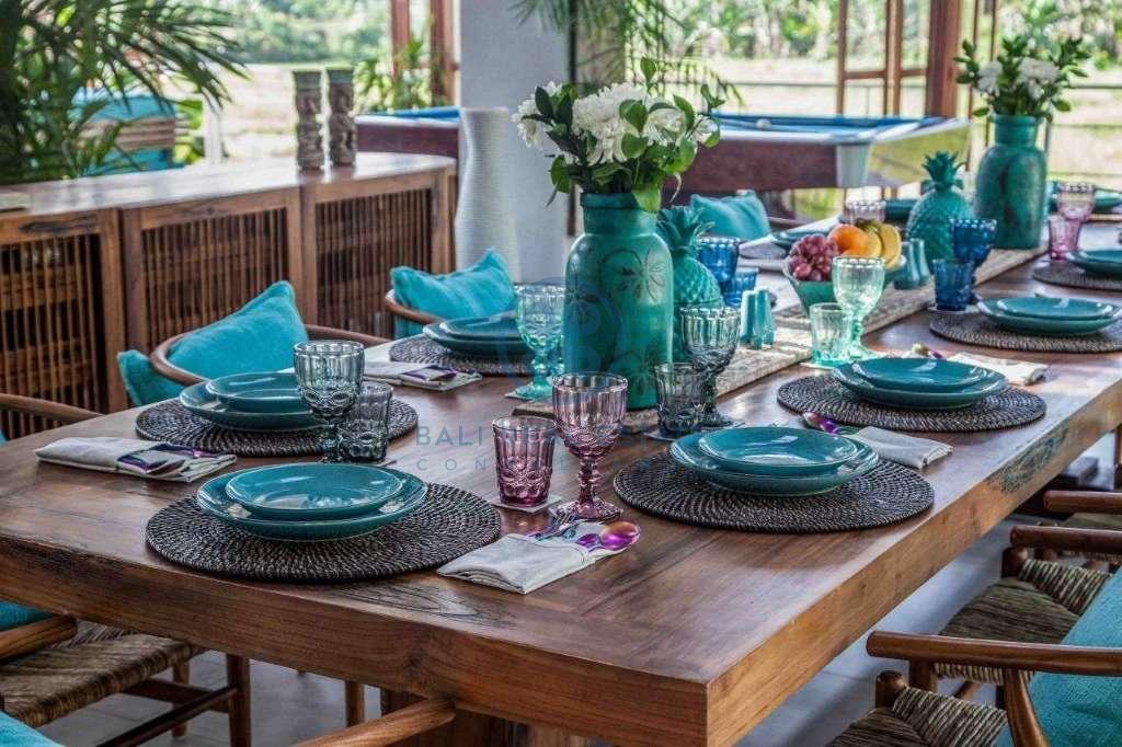 4 bedrooms villa ricefield view beraban for sale rent 58