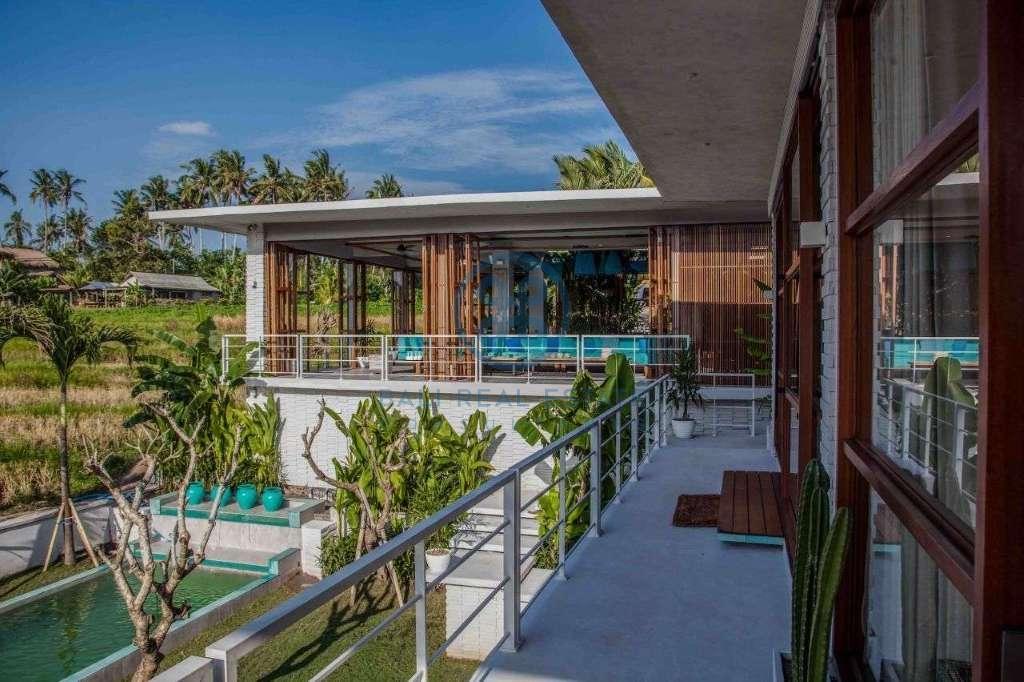 4 bedrooms villa ricefield view beraban for sale rent 69