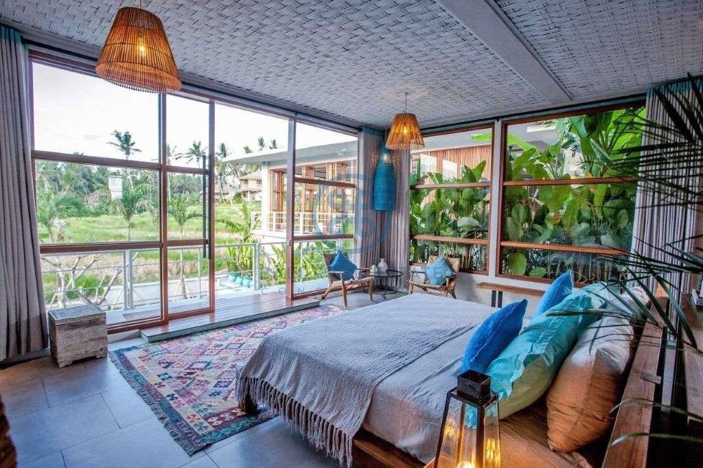 4 bedrooms villa ricefield view beraban for sale rent 7