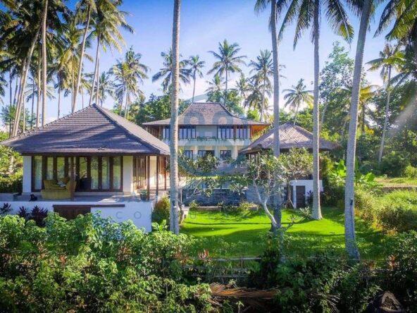 4 bedrooms villa seaside balian for sale rent 7