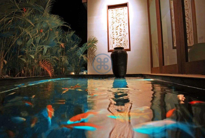 4 bedrooms villa with professional music studio ubud for sale rent 2