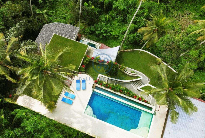 4 bedrooms villa with professional music studio ubud for sale rent 3