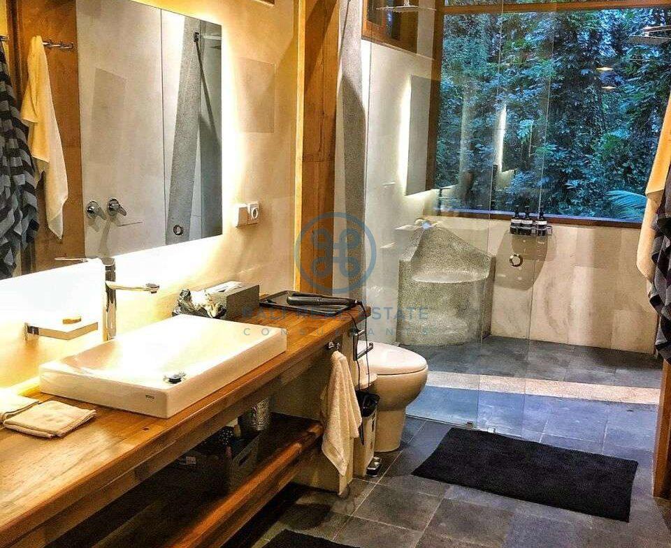 4 bedrooms villa with professional music studio ubud for sale rent 38