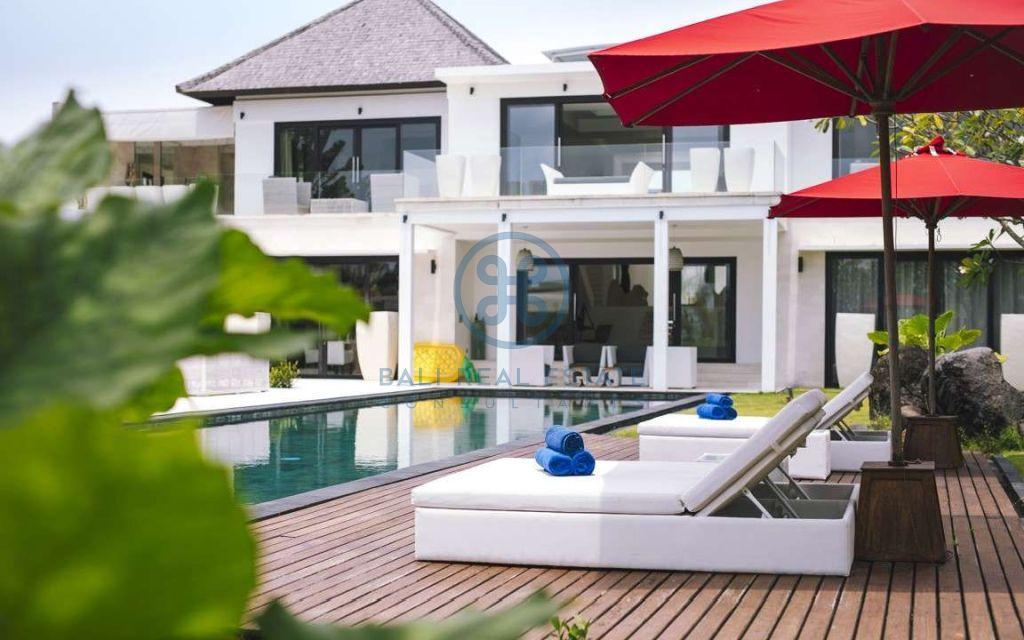 5 bedrooms contemporary seaside villa bali cemagi for sale rent 12