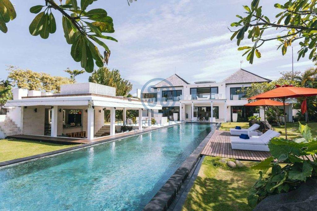 5 bedrooms contemporary seaside villa bali cemagi for sale rent 13