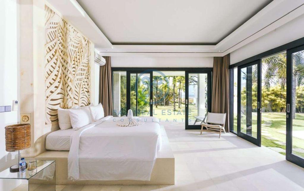 5 bedrooms contemporary seaside villa bali cemagi for sale rent 8