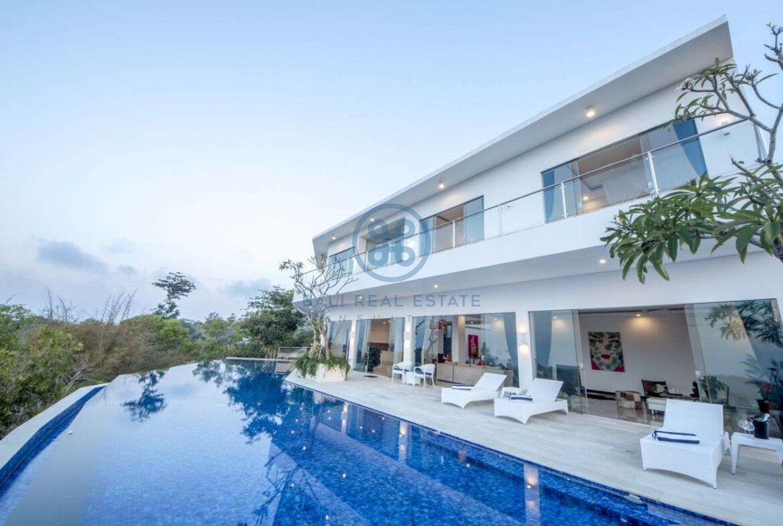 6 bedrooms villa ocean view bukit for sale rent 50