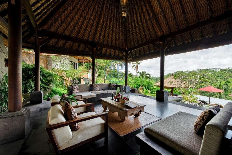 7 bedrooms villa estate jungle valley view ubud for sale rent 12