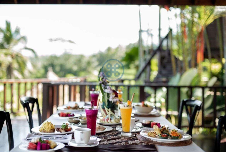 7 bedrooms villa estate jungle valley view ubud for sale rent 2