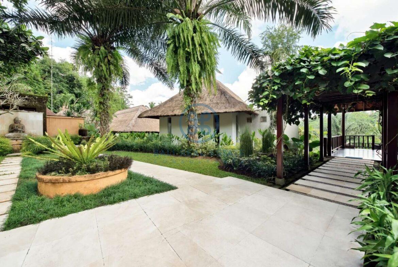 7 bedrooms villa estate jungle valley view ubud for sale rent 24