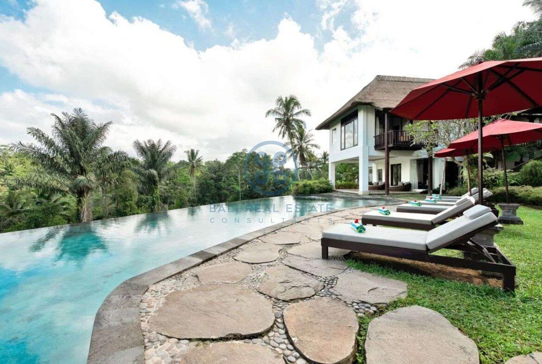 7 bedrooms villa estate jungle valley view ubud for sale rent 7