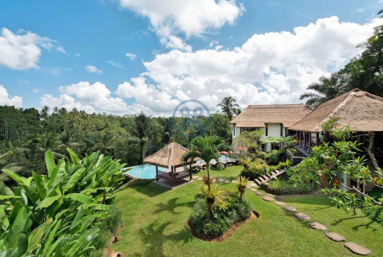 7 bedrooms villa estate jungle valley view ubud for sale rent 8
