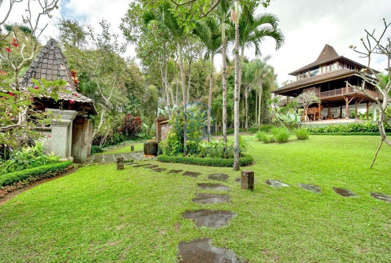 7 bedrooms villa hideaway moutain view ubud for sale rent 1