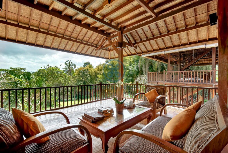 7 bedrooms villa hideaway moutain view ubud for sale rent 10