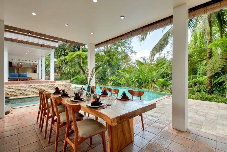 7 bedrooms villa hideaway moutain view ubud for sale rent 14