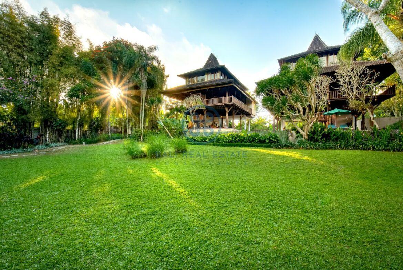 7 bedrooms villa hideaway moutain view ubud for sale rent 17