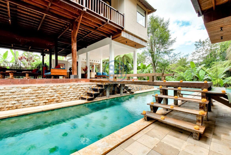 7 bedrooms villa hideaway moutain view ubud for sale rent 19