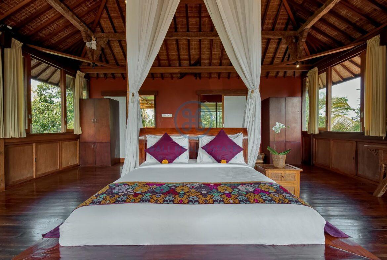 7 bedrooms villa hideaway moutain view ubud for sale rent 2