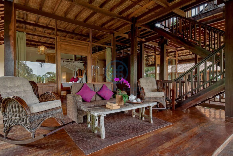 7 bedrooms villa hideaway moutain view ubud for sale rent 7