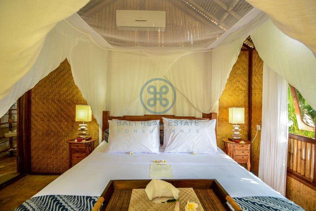 9 bedrooms boutique resort beach front bali karangasem for sale rent 5