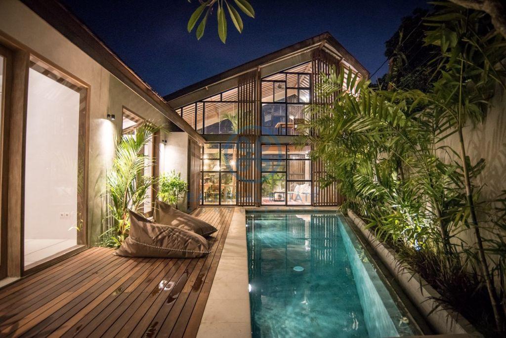 bedroom designer villa berawa for sale rent