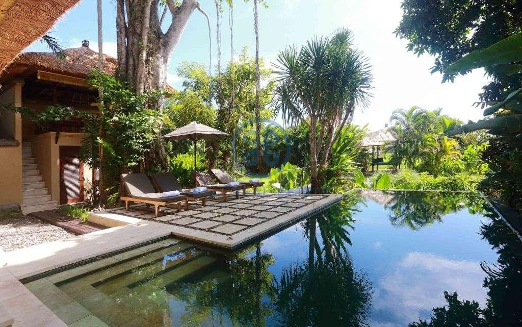 Villas bedroom boutique hotel in canggu for sale