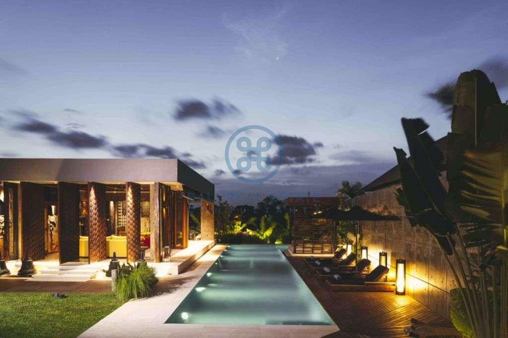 bedroom designer villa Canggu for sale rent