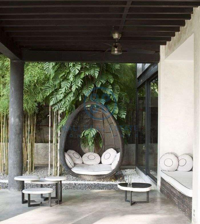 bedroom luxury bauhaus style villa in seminyak for sale rent