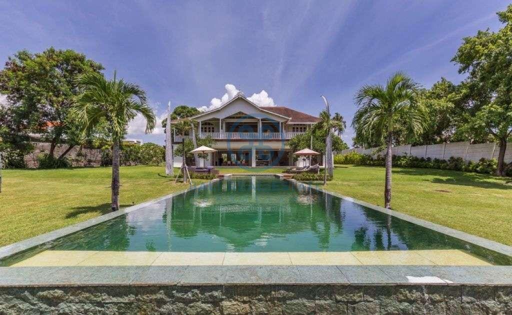 bedrooms colonial villa garden view canggu for sale rent