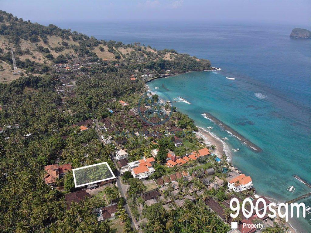 are leasehold land in candidasa for sale