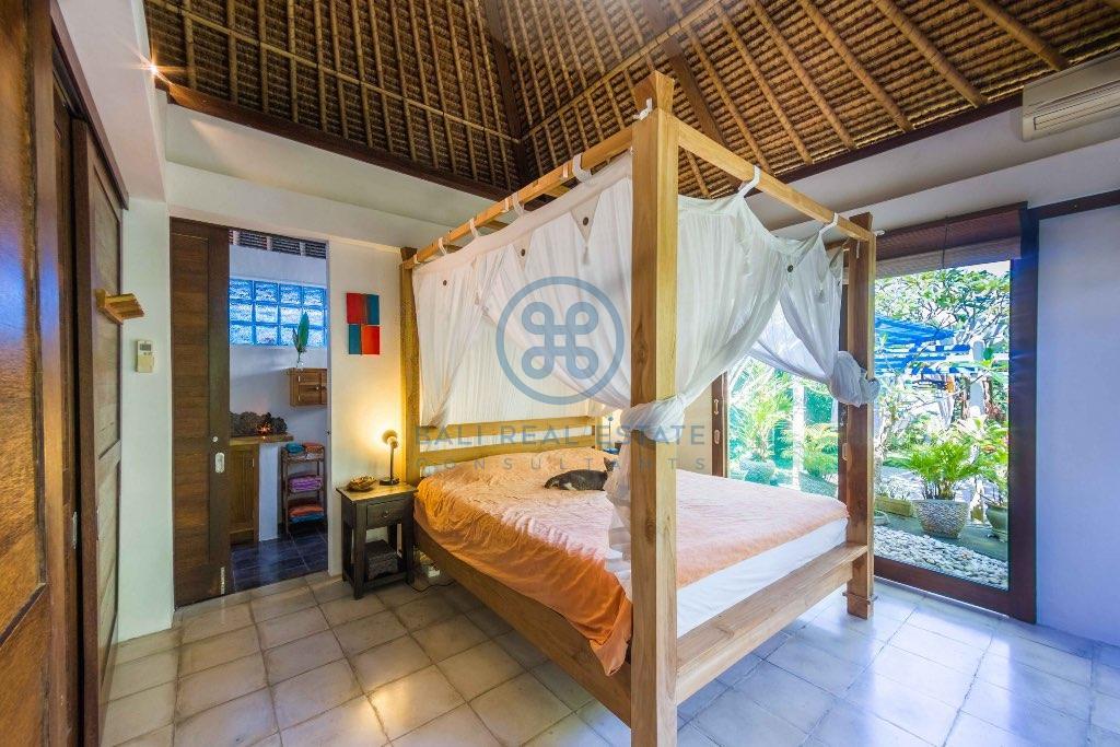 charming bedroom villa ubud for sale