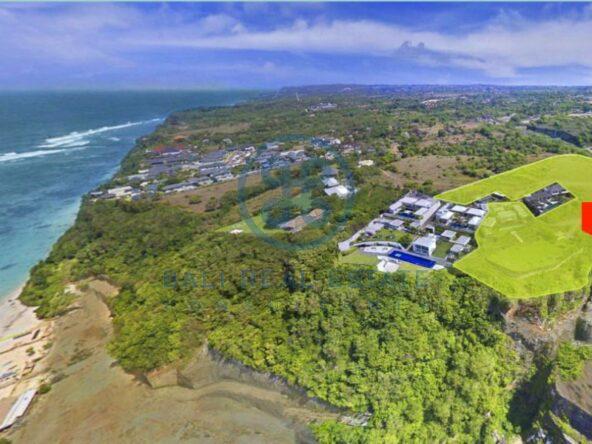 development land pandawa cliff site for sale