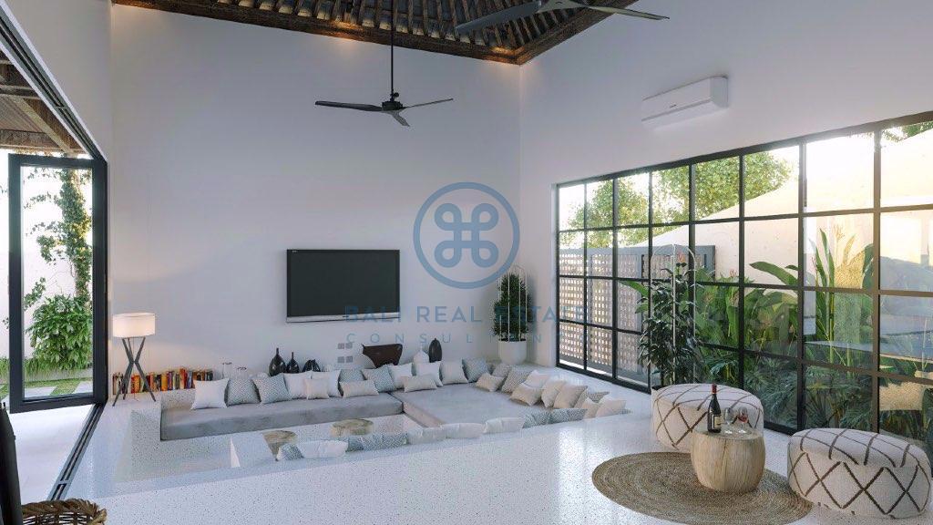 villa bedroom uluwatu pecatu for sale