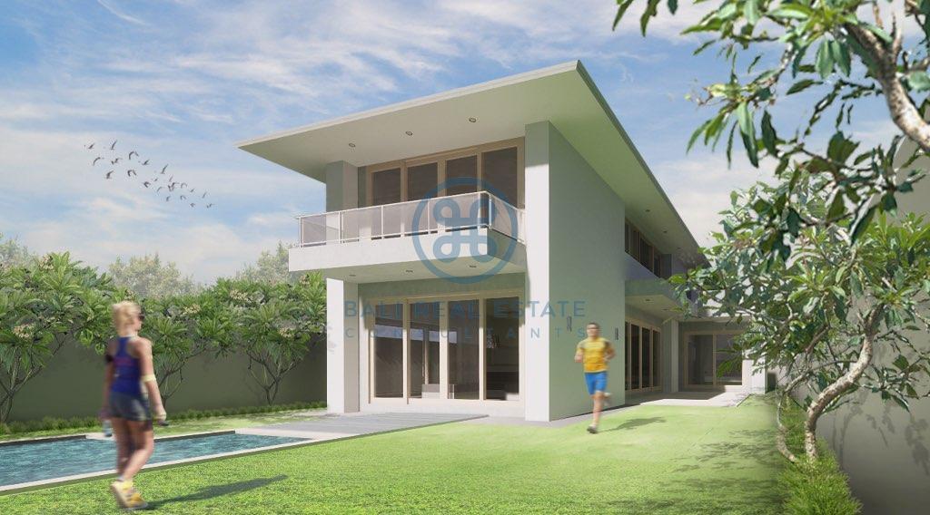 bedroom villa sanur beachside for sale