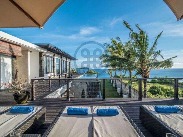 bedrooms villa ocean view bukit for sale rent