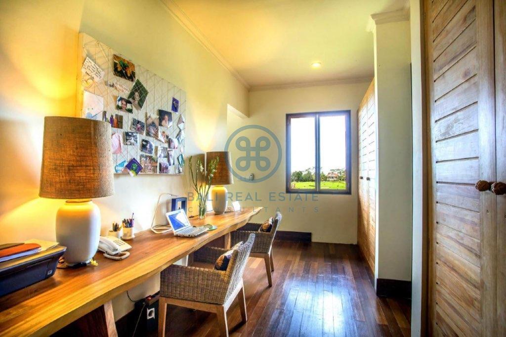 bedroom villa in north ubud for sale