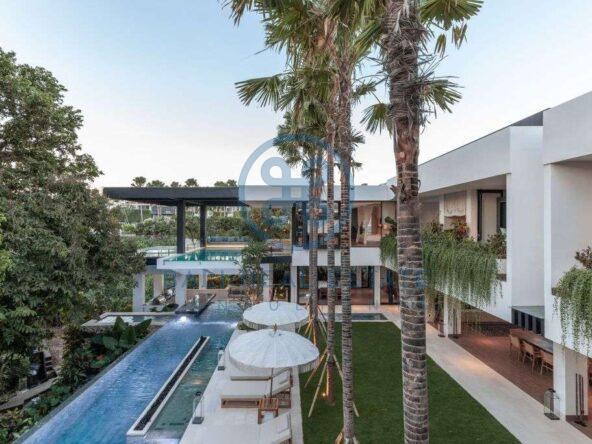 bedrooms villa garden pool view tumbak bayuh for sale rent