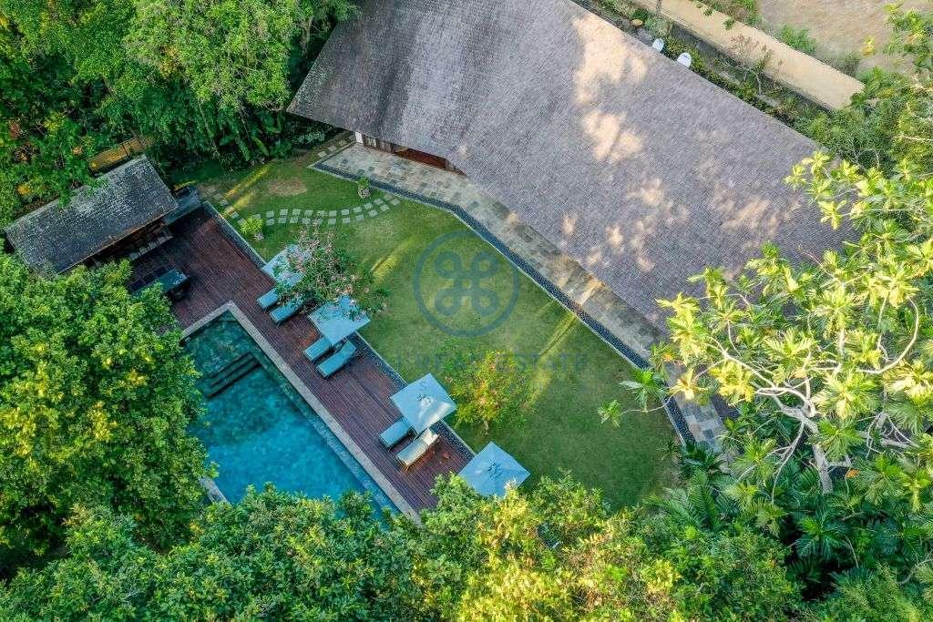 bedrooms villa estate view canggu for sale rent