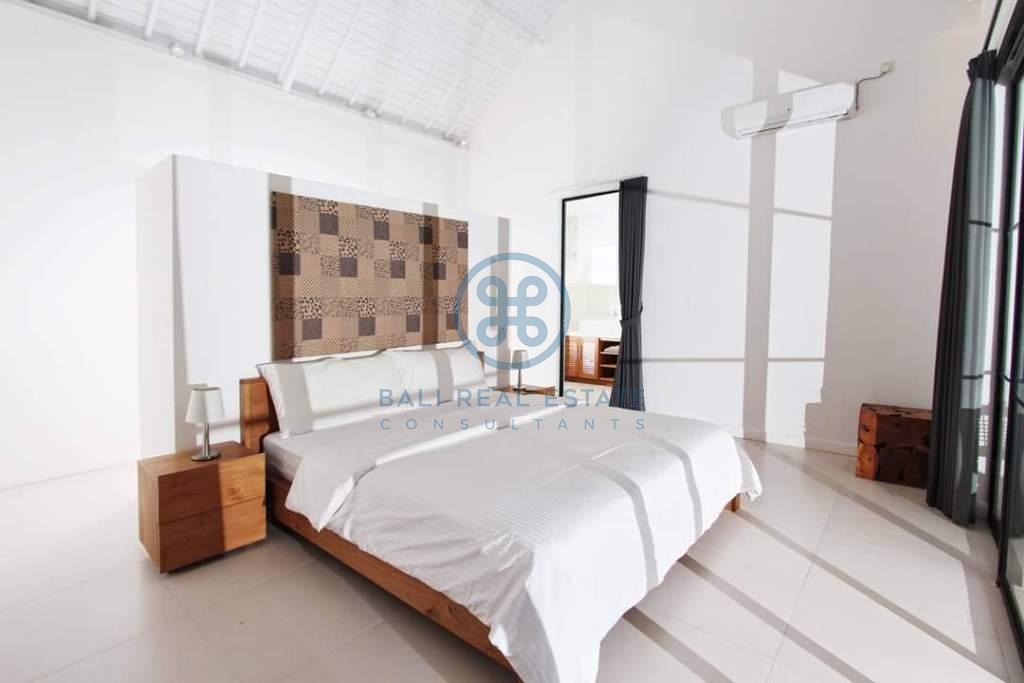 villa bedroom berawa canggu for sale