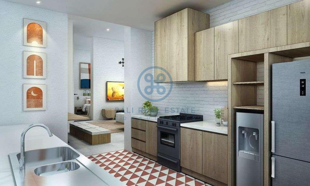 bedroom apartment berawa canggu for rent sale