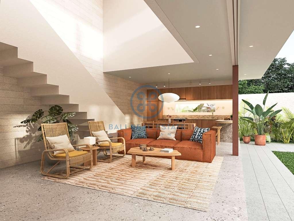 bedroom villa in canggu berawa for sale