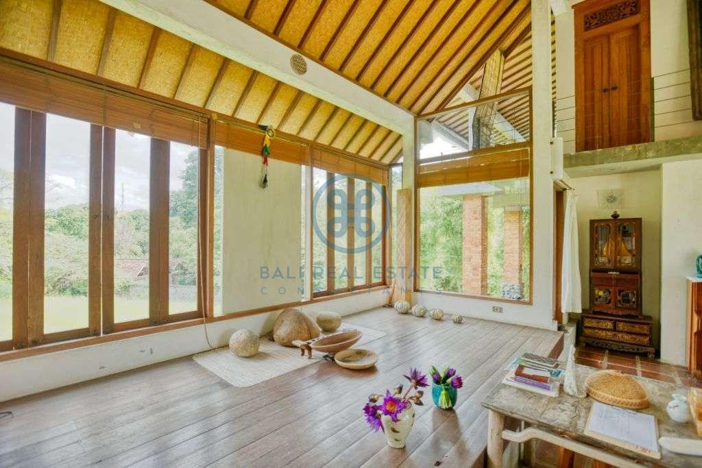 bedrooms villa garden view canggu for sale rent