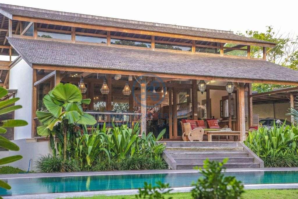 bedrooms villa garden pool view seseh canggu for sale rent