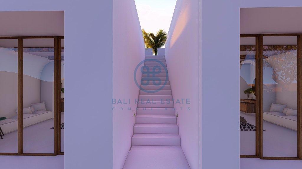 bedroom villa in canggu batubolong for sale