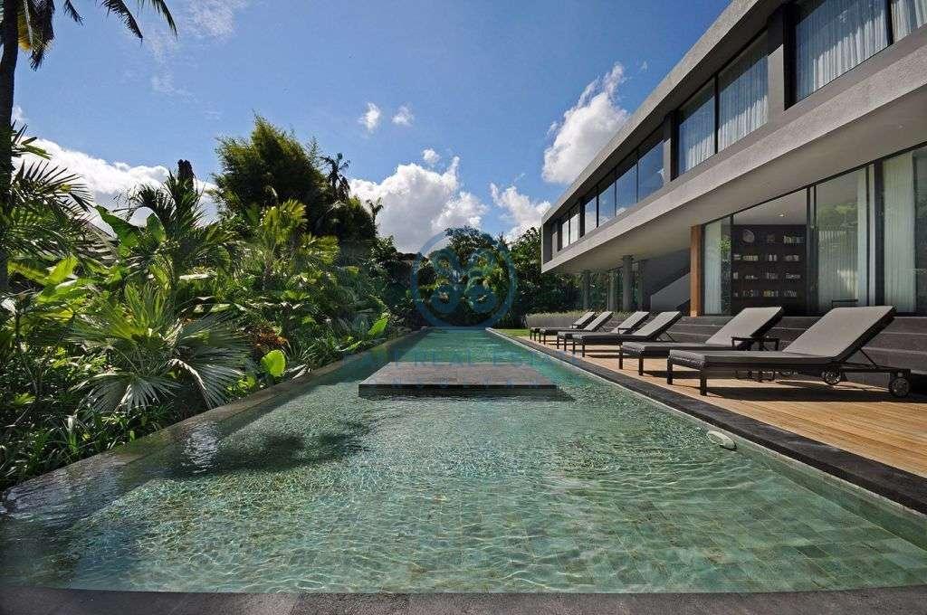 bedroom villa river view canggu pererenan for sale rent